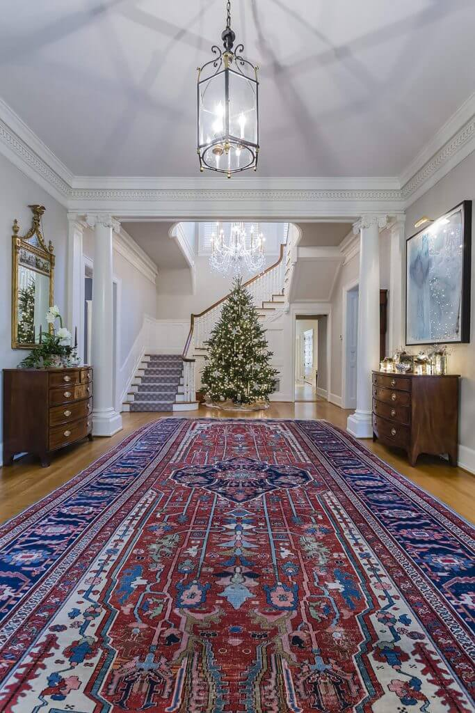 Residential Christmas featured in Walter Magazine