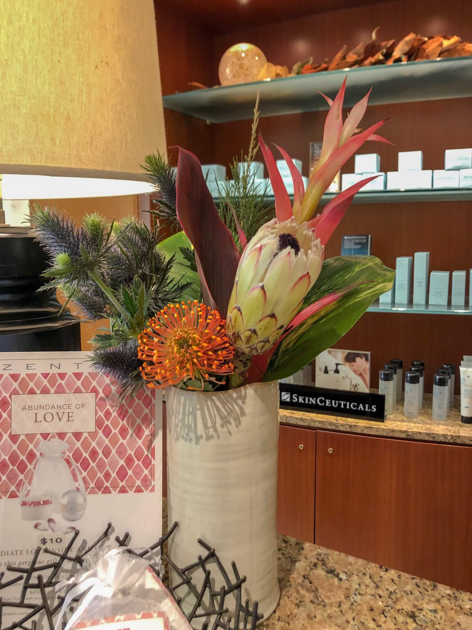 Protea at The Umstead Hotel and Spa