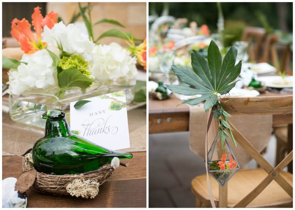 Styled shoot for The Umstead Hotel and Spa